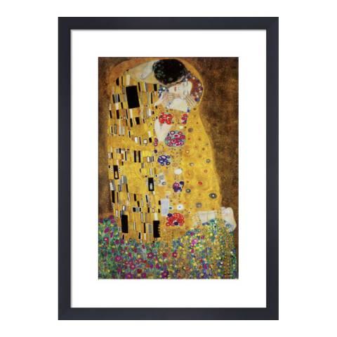 Gustav Klimt The Kiss, 28x36cm