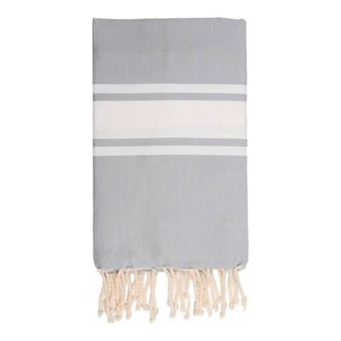 Febronie St Tropez Hammam Towel, Pearl