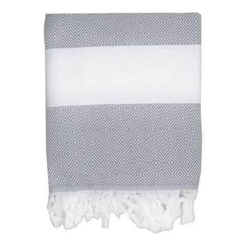Febronie Courchevel Hammam Towel, Pearl