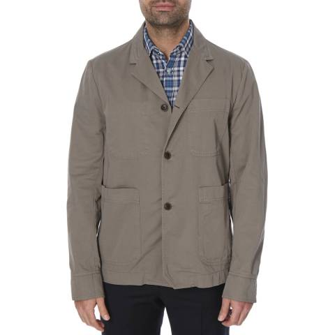 Oliver Sweeney Grey Farleigh Worker Jacket