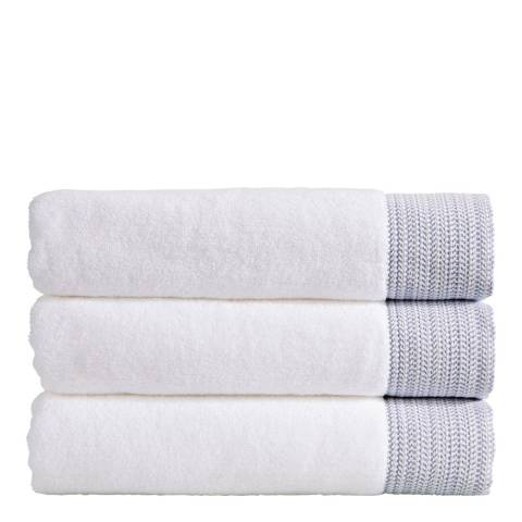 Christy Denim Alto Hand Towel