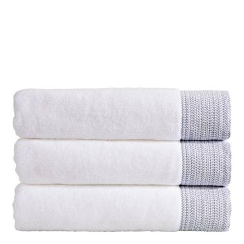 Christy Denim Alto Bath Towel