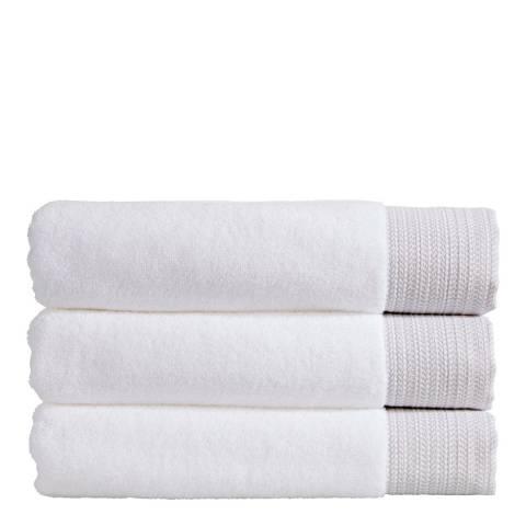 Christy French Grey Alto Bath Sheet