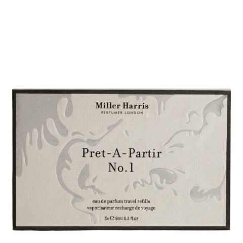 Miller Harris Pret-A-Partir 3 x 9ml