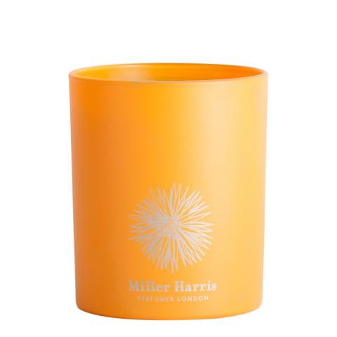Miller Harris Tangerine Vert Candle and Complimentary Lid