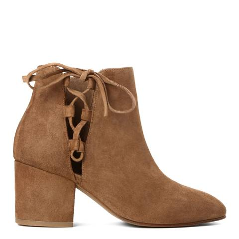 Hudson Tan Suede Else Boot