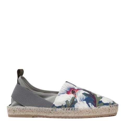 Hudson Floral Kradan Canvas Shoes