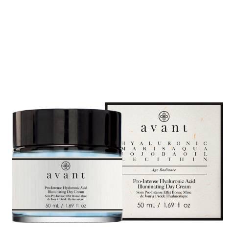 Avant Skincare Pro-Intense Hyaluronic Acid Illuminating Day Cream 50ml