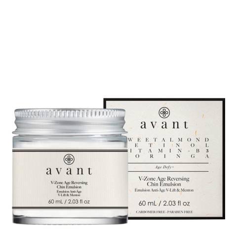 Avant Skincare V-Zone Age Reversing Chin Emulsion 60ml