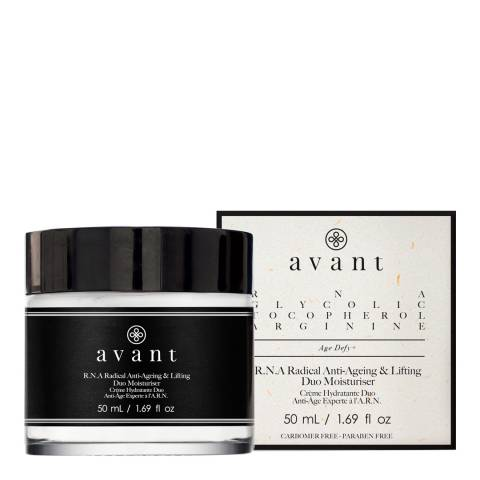 Avant Skincare Radical Anti-Ageing and Lifting Duo Moisturiser 50ml