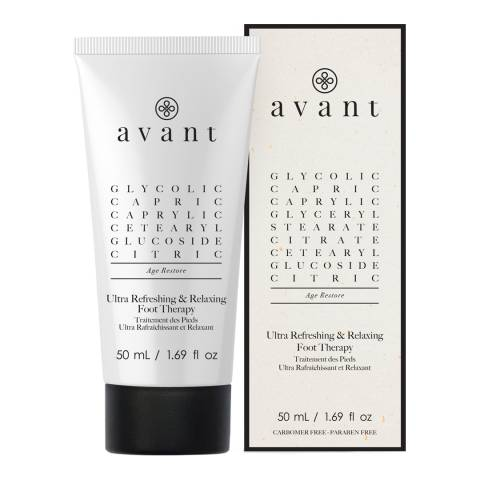Avant Skincare Ultra Refreshing and Relaxing Foot Therapy 50ml