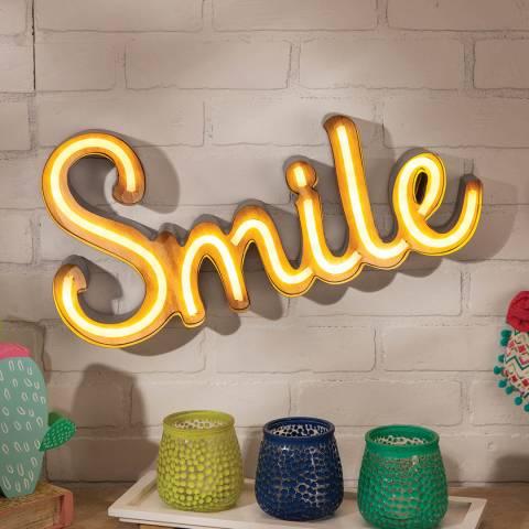 51 DNA Smile Neon Light