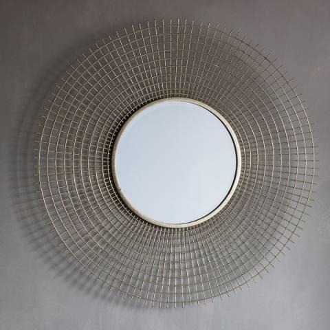 Gallery Gold Stafford Mirror 92x92cm