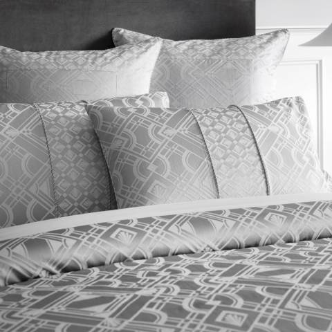 Sheridan Garrad Pair of Housewife Pillowcases, Mercury