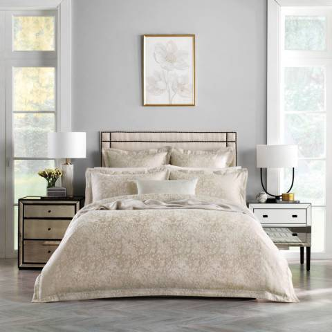 Sheridan Eagen Double Duvet Cover Set, Wheat