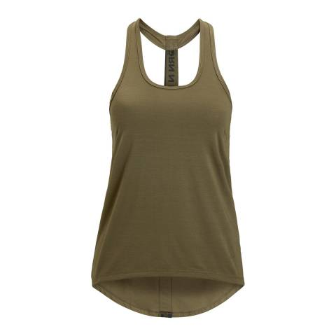 BJORN BORG Women's Green Dakota Top