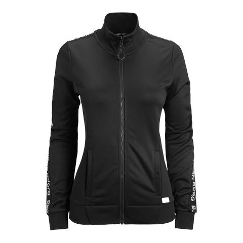 BJORN BORG Women's Black Donna Track Jacket