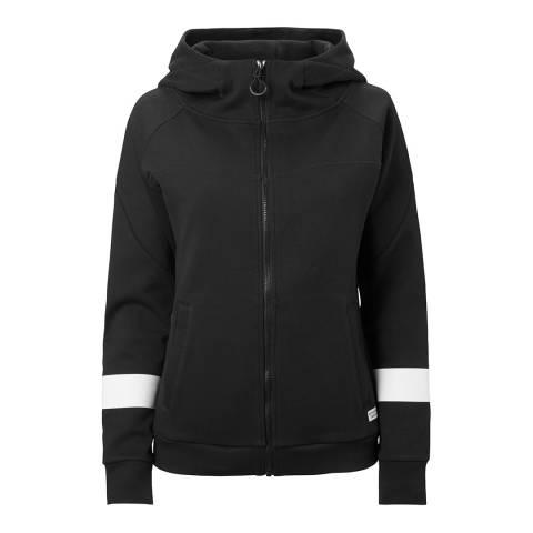 BJORN BORG Women's Black Dani Hoodie Jacket