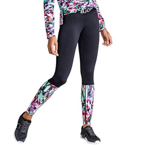 BJORN BORG Women's Multicoloured Connie Tights