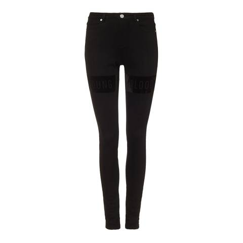 Zoe Karssen Denim Black Young Blood S_Fit_Lm