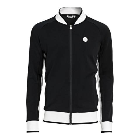 BJORN BORG Men's Black Signature Track Jacket
