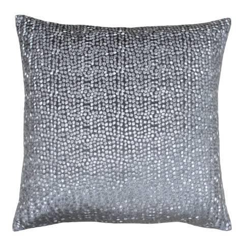 Paoletti Grey Galaxy Cushion 50x50cm