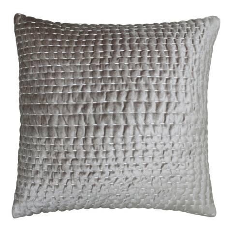 RIVA home Taupe Gawsworth Cushion 50x50cm