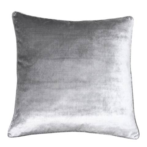 RIVA home Silver Splendour Velvet 55x55cm Cushion
