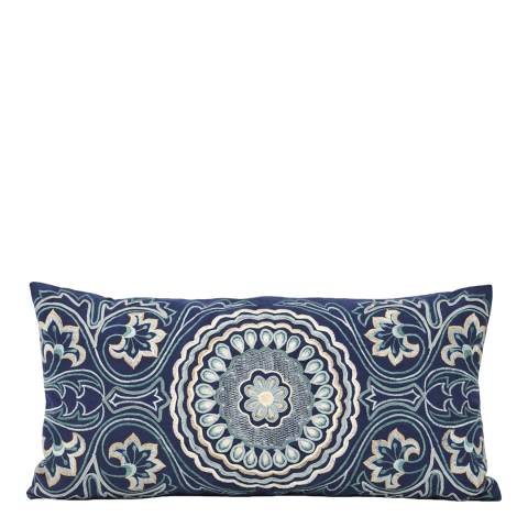 RIVA home Blue Landsdown Cushion 30x65cm