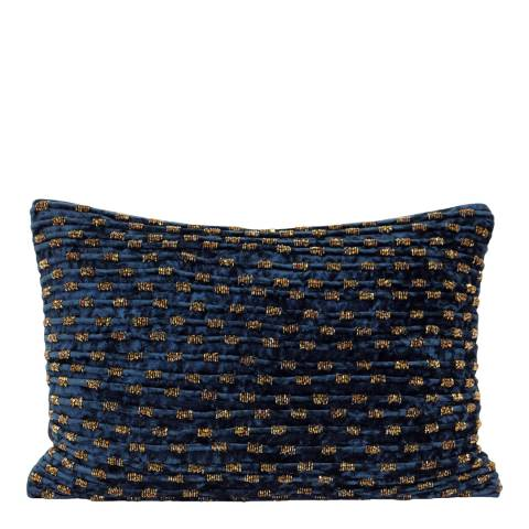 RIVA home Blue Souk Cushion 35x50cm
