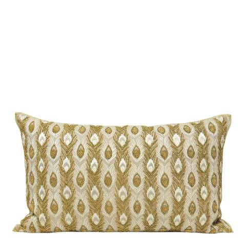 Paoletti Gold Midas Cushion 35x60cm