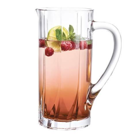 RCR Crystal Fluente Crystal Glass Water Juice Cocktail Jug, 1.2L