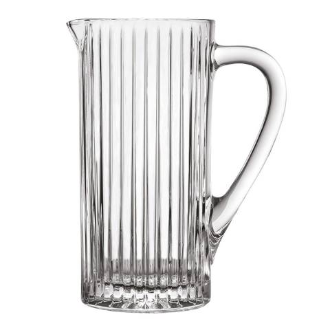 RCR Crystal Timeless Crystal Glass Water Juice Cocktail Jug, 1.2L