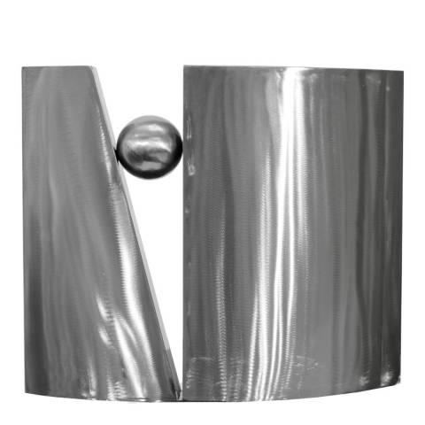 Artisan House Steel Shields Sculpture