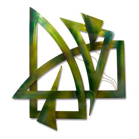 Artisan House Icon Sculpture, 94x10x84cm