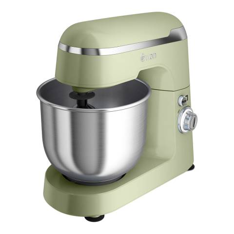 Swan Green Retro Stand Mixer