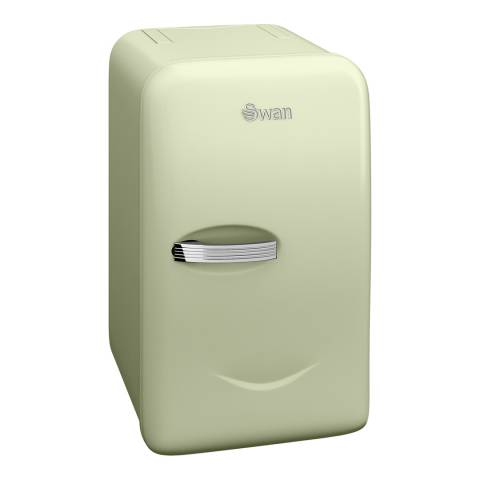 Swan Green Retro Mini Fridge