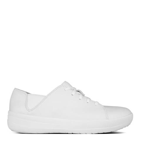 FitFlop Womens Urban White F Sporty Sneaker
