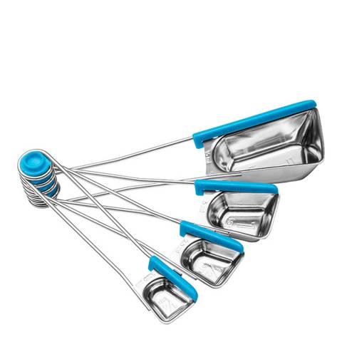 Dreamfarm Steel Levoons Measuring Spoons