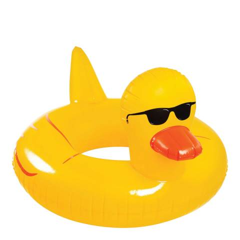 BigMouth Giant Rubber Duckie Pool Float