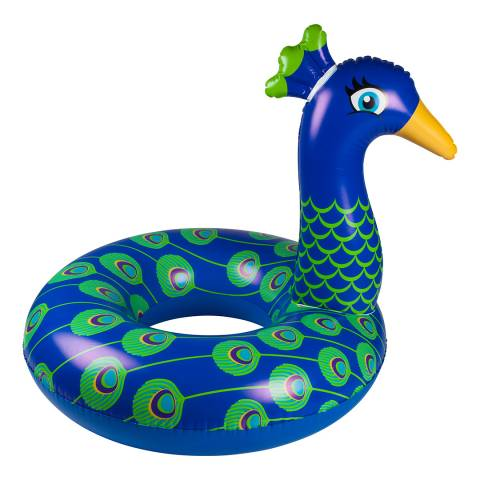BigMouth Giant Peacock Pool Float