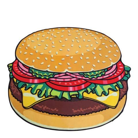 BigMouth Giant Burger Beach Blanket