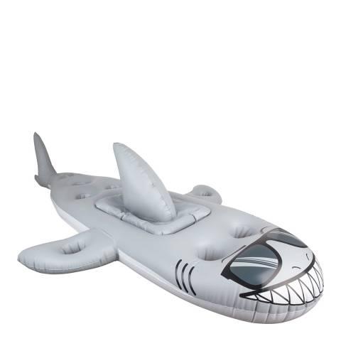BigMouth Floating Shark Beverage Cooler