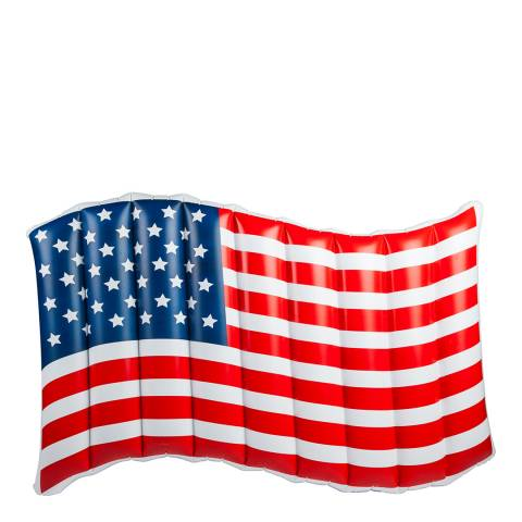 BigMouth Giant Waving American Flag Pool Float