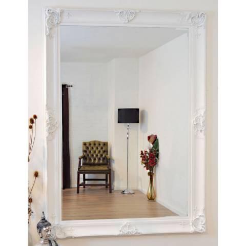 Milton Manor White Walton Leaner Mirror 213x152cm