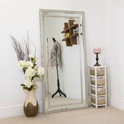 Milton Manor Carlyle Wall Mirror 170x84cm