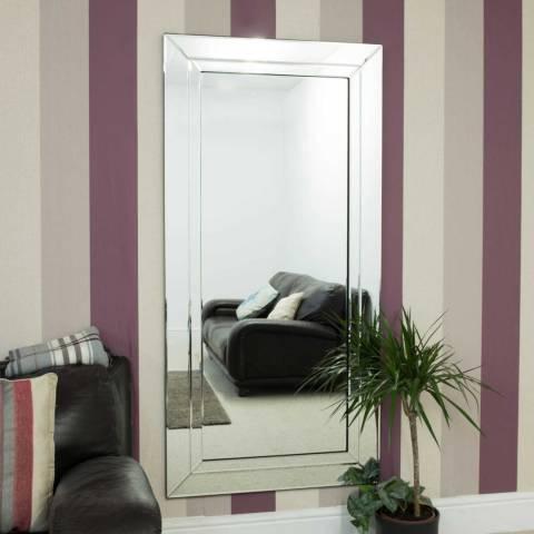 Milton Manor Cranbury Wall Mirror 174x85cm