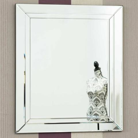 Milton Manor Cranbury Wall Mirror 68x58cm