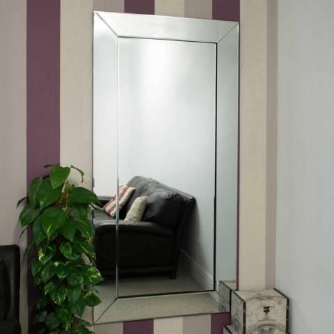 Milton Manor Horsley Wall Mirror 174x85cm