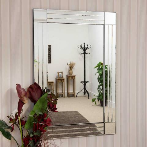 Milton Manor Milton Wall Mirror 120x80cm